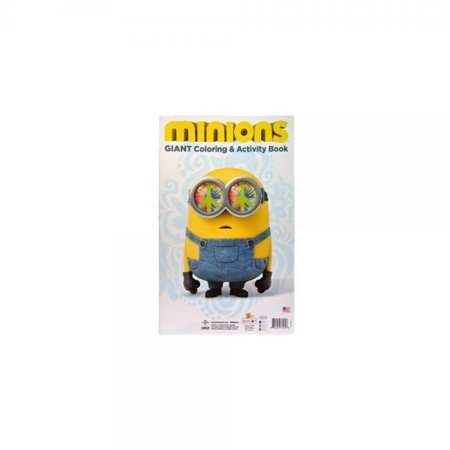 Despicable Me Minions Giant Coloring and Activity Book - Giant Minion