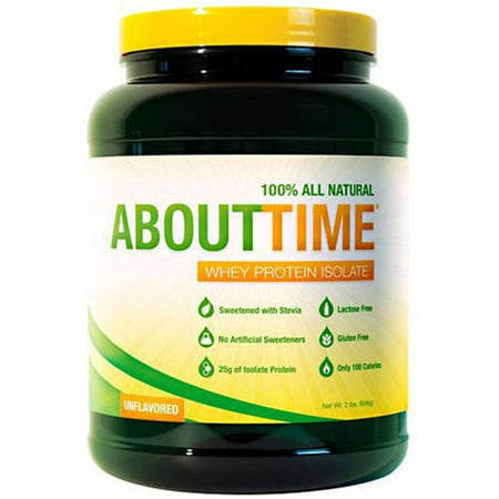 Image of About Time About Time, Unflavored, 2.0 LB