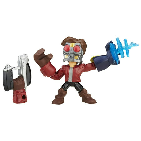 Marvel Super Hero Mashers Micro Series 2 Mini Figure - Star - Super Hero Star