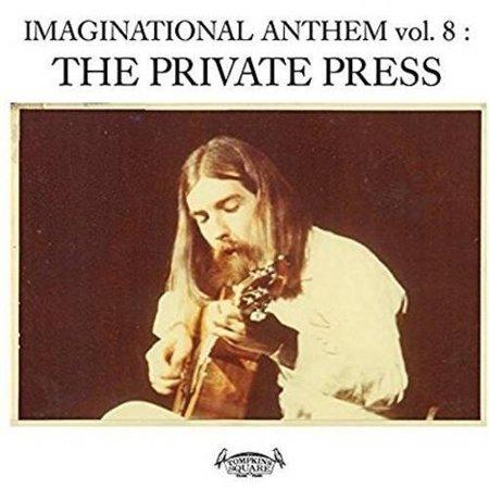 Imaginational Anthem  Vol  8  The Private Press   Various  Vinyl
