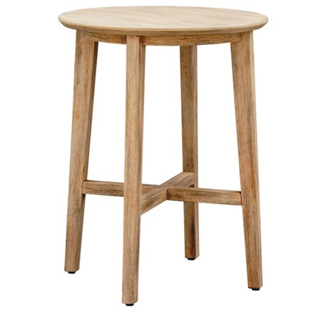 Furnilac round end table for 12 inch round side table