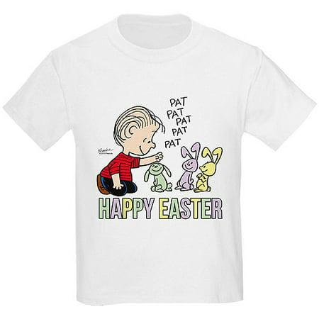 Kids Peanuts Happy Easter Linus T-Shirt](Peanuts Linus Halloween)
