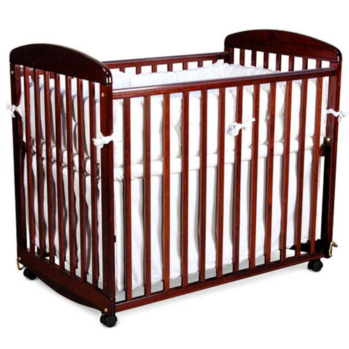 baby mod mini rocking crib cherry walmart
