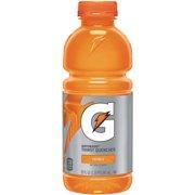 Gatorade G Series Thirst Quencher Orange Sports Drink, 20 fl oz, 24 pack