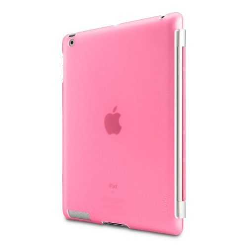 Belkin Snap Shield for the Apple iPad 3 (3rd Generation) (Pink)