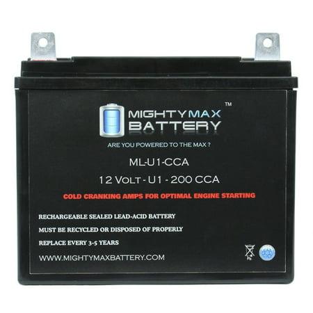 Ml u1 200cca battery for toro time cutter ss4225 zero turn lawn ml u1 200cca battery for toro time cutter ss4225 zero turn lawn mower fandeluxe Choice Image
