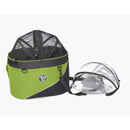 DoggyRide Dutch Dog Cocoon Bike Basket/Travel Pet Carrier
