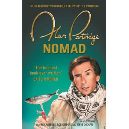 Alan Partridge: Nomad - eBook