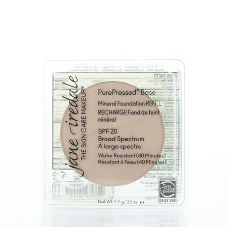 Jane Iredale PurePressed Base Mineral Foundation SPF 20 Refill Honey Bronze 0.35oz/9.9g