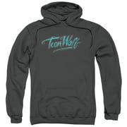Teen Wolf Neon Logo Mens Pullover Hoodie