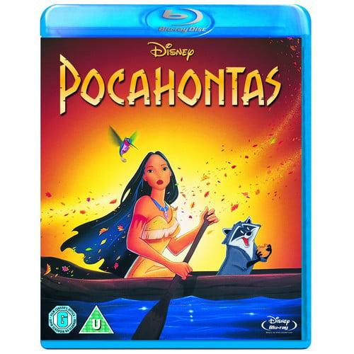 Pocahontas Pocahontas 1995 Blu Ray Walmart Com Walmart Com
