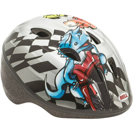 Bell Sports 7063268 Zoomer Dino Gp Toddler Bike Helmet