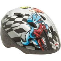 Bell Zoomer Dino GP Bike Helmet, Toddler 3+ (48-52cm)