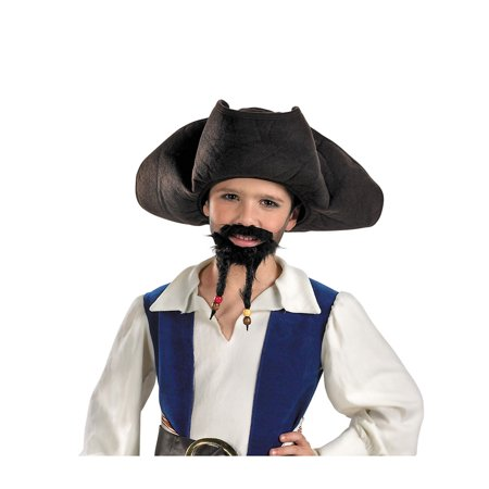 Costume Goatee (Morris costumes DG18639 Pirate Hat Must Goatee)