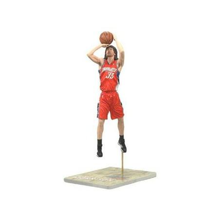NBA Series 14: Charlotte Bobcats - Adam Morrison- Orange Jersey, Novelty By McFarlane