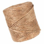 2-Ply Natural Jute Twine - 1.5mm & 2mm - 450 & 375 ft - DIY Crafts, Home Dcor, Garden & General Utility