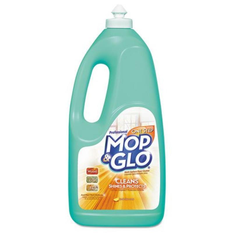 Mop & Glo Triple Action Floor Cleaner, Fresh Citrus Scent...