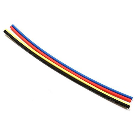 Shrink Tube Bundle Set for Small Wires Multi-Colored