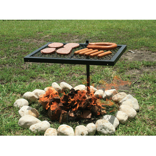 Texsport Heavy-Duty Swivel Grill