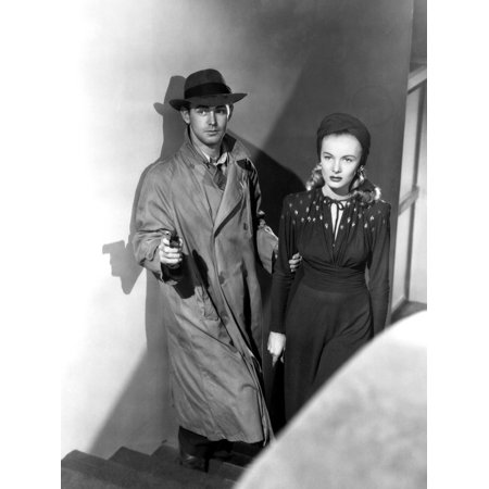 This Gun For Hire Veronica Lake Alan Ladd 1942 Photo Print](Hi Res Halloween Photos)