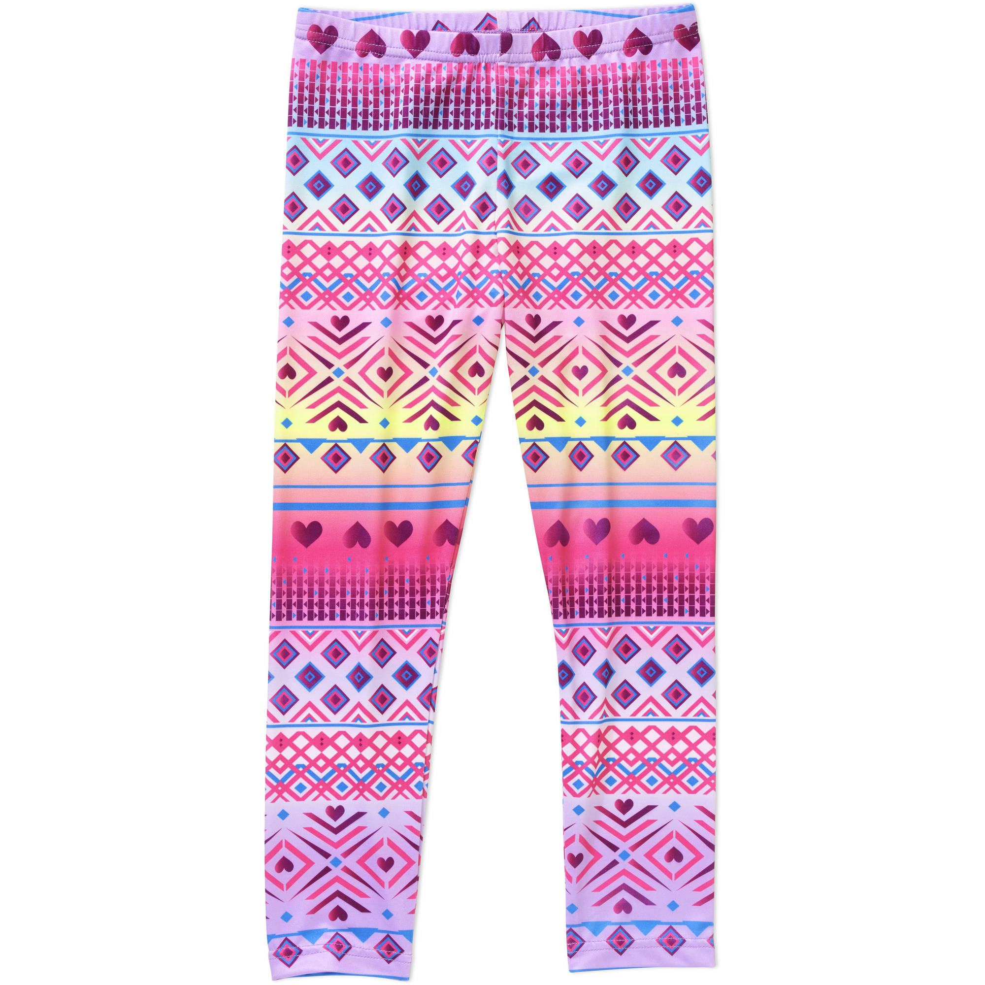 Faded Glory Girls' Fashion Legging