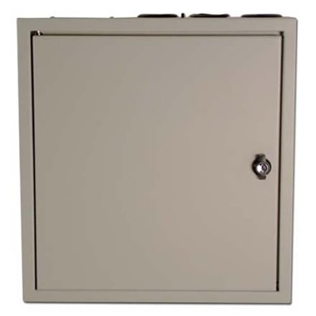 Construct Pro 15in Wire Can with Removable Door (Neutral)
