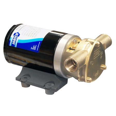 The Amazing Quality Jabsco Commercial Duty Water Puppy - 12V (Jabsco Water Puppy)