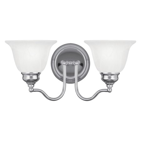 Livex Lighting Essex 2 Light Bath Vanity