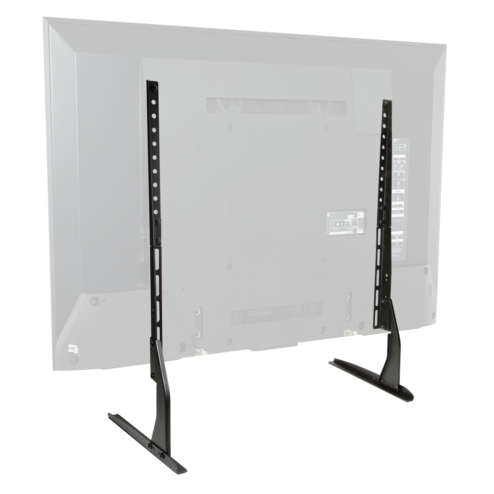 Mount Factory Modern Tabletop TV Stand - Universal Flat Screen