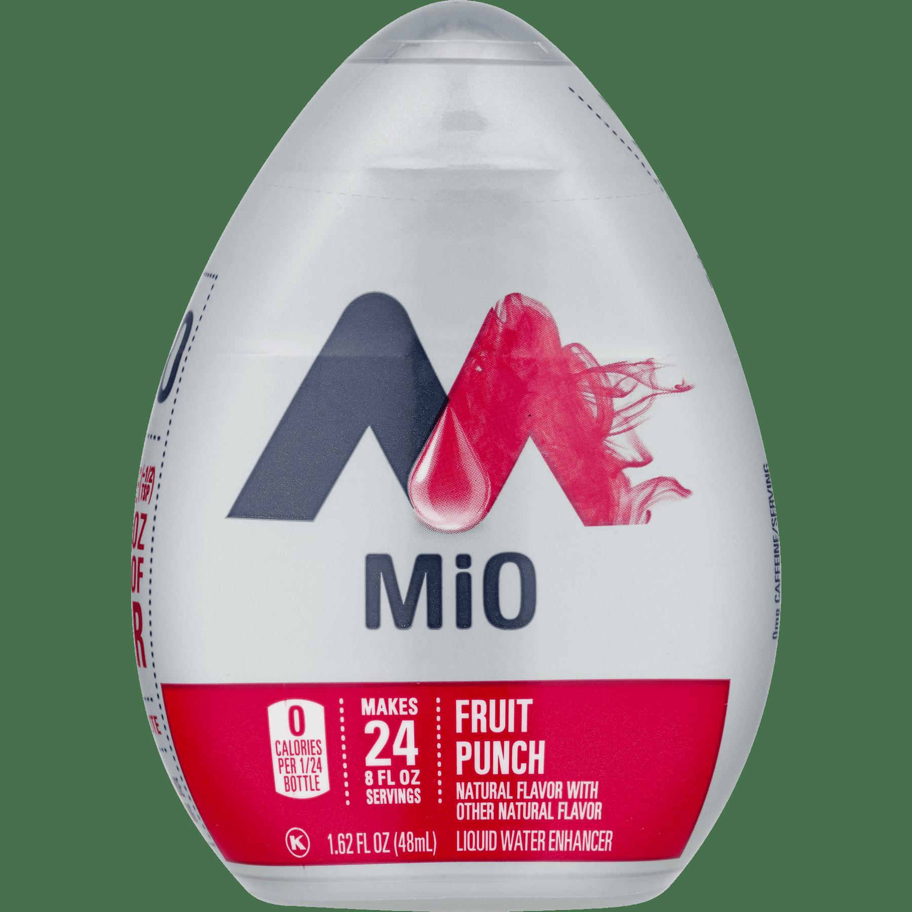 Mio Liquid Water Enhancer, Fruit Punch, 1.62 Fl Oz, 1 Count