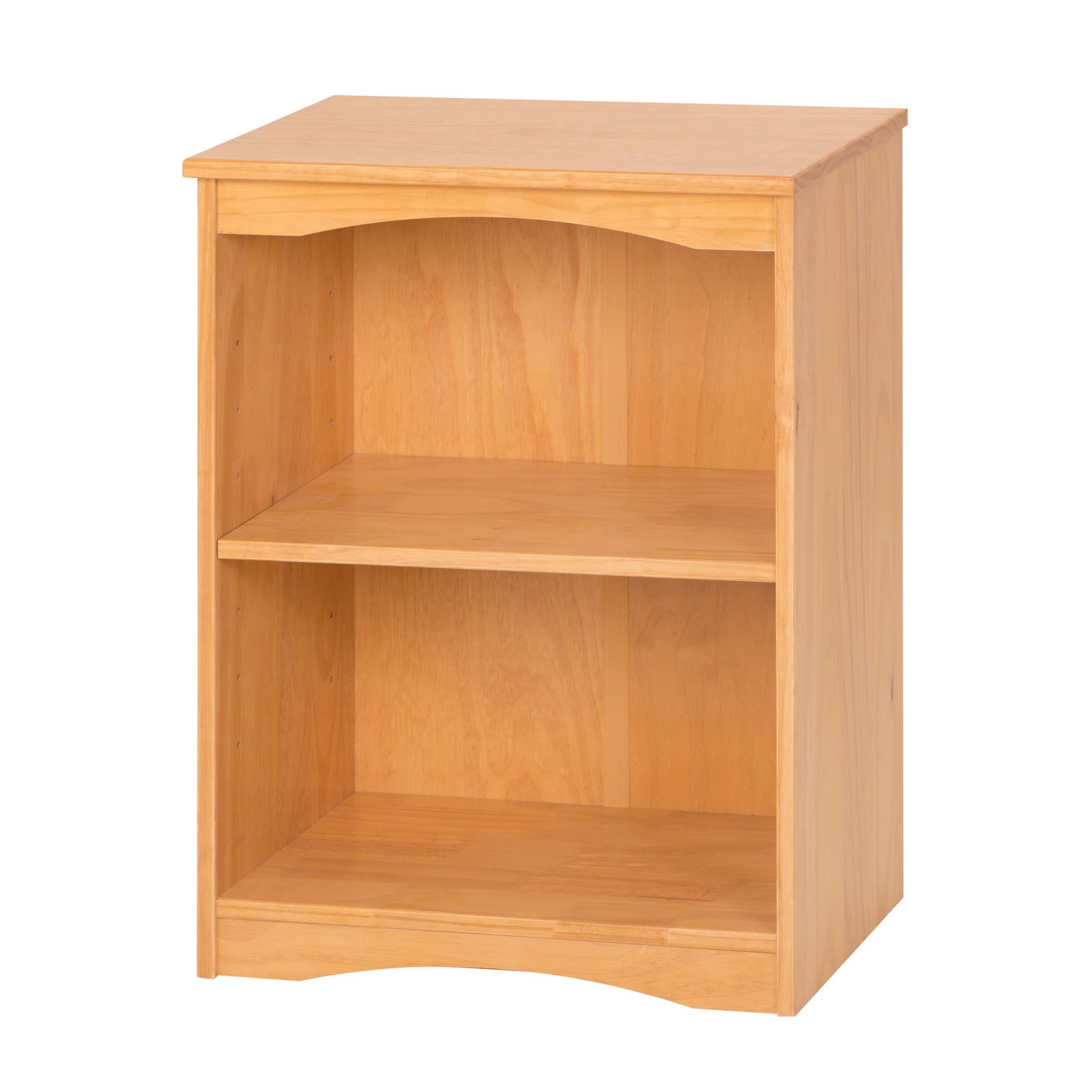 "Essentials Wooden Bookcase 23"" Wide - Multiple Finishes"