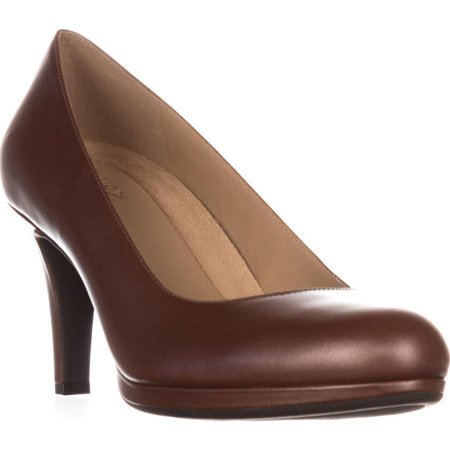 1317b5406f2 Womens naturalizer Michelle Classic Dress Pumps, Caramel Leather
