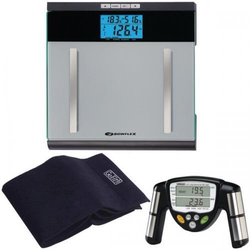 Kit Waist Trimmer Body Fat Monitor