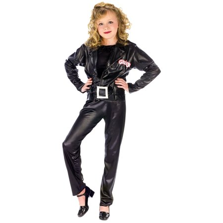Morris costumes FW101152LG Grease Cool Sandy Child Large (Grease Sandy Costume Kids)