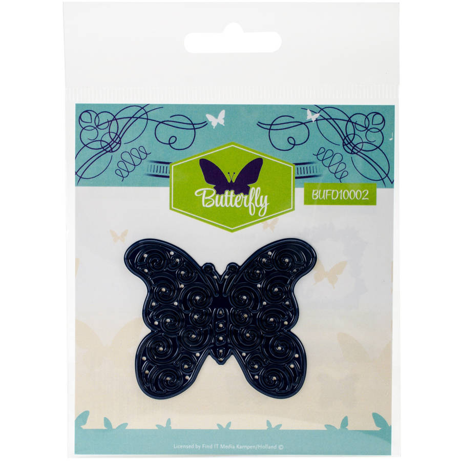 Find It Trading Butterfly Series Die