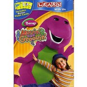 Barney: Movin' and Groovin' dvd by