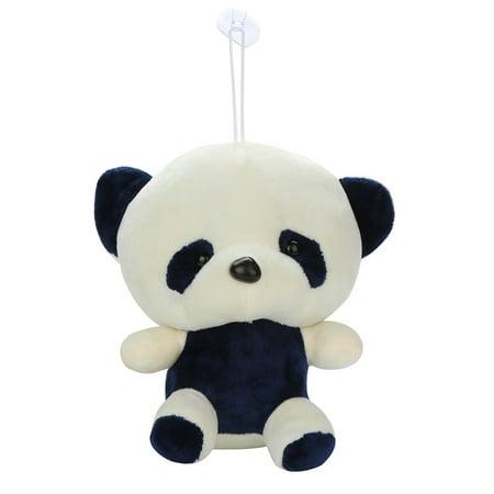 DZT1968 Creative Night Light LED Stuffed Animals Lovely Panda Glow Plush Toys Xmas GiftS