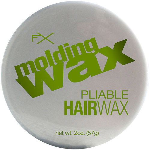 Fx Special Effects Molding Hair Wax, 2 oz