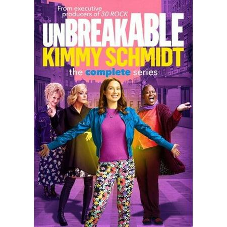 Unbreakable Kimmy Schmidt: The Complete Series (DVD)
