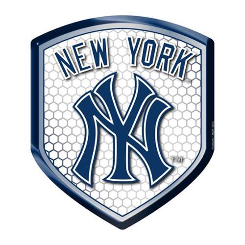 New York Yankees Shield Style Reflector