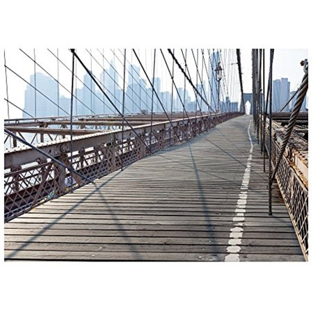 ikea premiar brooklyn bridge picture poster art print. Black Bedroom Furniture Sets. Home Design Ideas