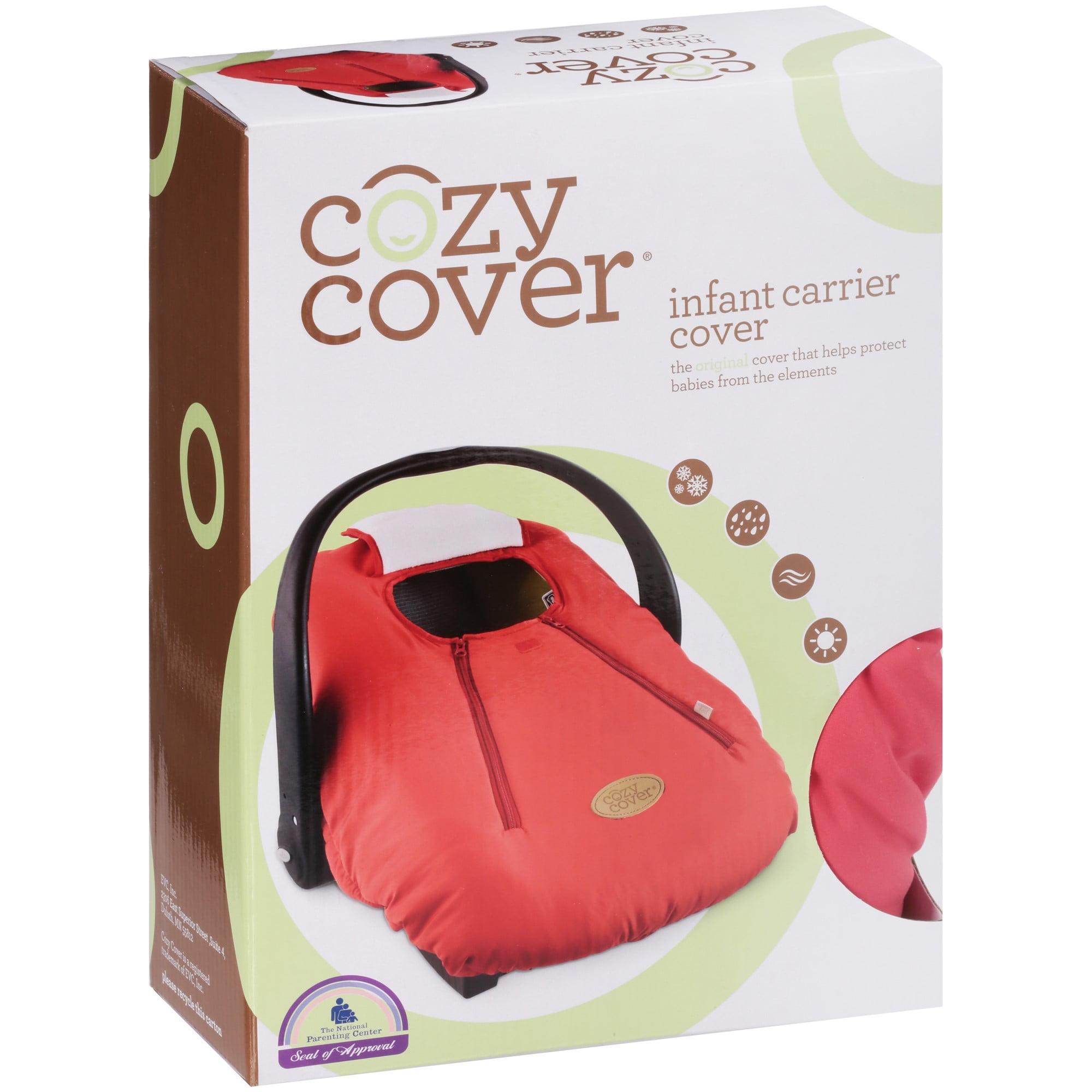 Miraculous Cozy Cover Infant Carrier Cover Cayenne Walmart Inventory Inzonedesignstudio Interior Chair Design Inzonedesignstudiocom