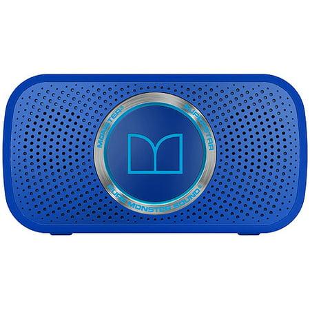 - Monster Superstar Bluetooth Speaker