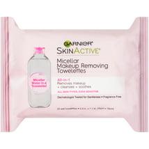 Garnier SkinActive Micellar Makeup Remover Wipes