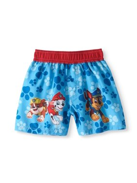 Paw Patrol Swim Trunks (Baby Boys)