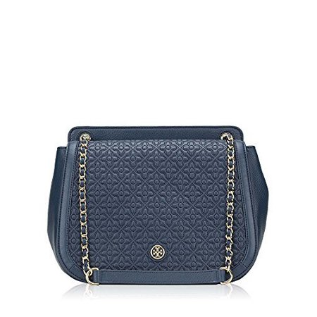 2c584cfbd656 Tory Burch Bryant Quilted Leather Luggage Shoulder Bag