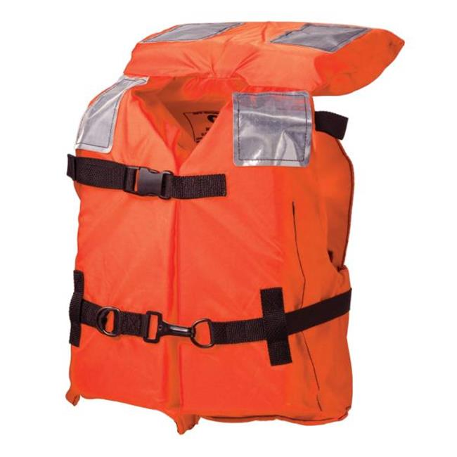 Kent Sporting Goods 100200-200-002-12 Kent Type I Vest Style Life Jacket Child by