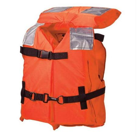 Kent Sporting Goods 100200 200 002 12 Kent Type I Vest Style Life Jacket   Child