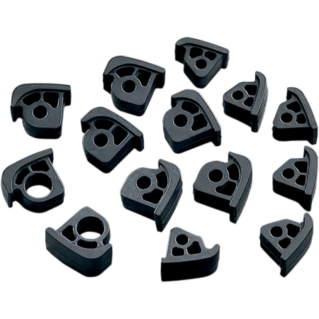 Kuryakyn Replacement Rubber Pad for ISO Peg - Iso Peg Replacement Rubbers