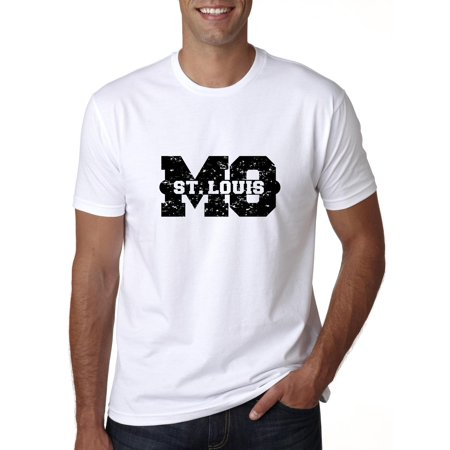 St. Louis, Missouri MO Classic City State Sign Men's T-Shirt - City Of O Fallon Mo
